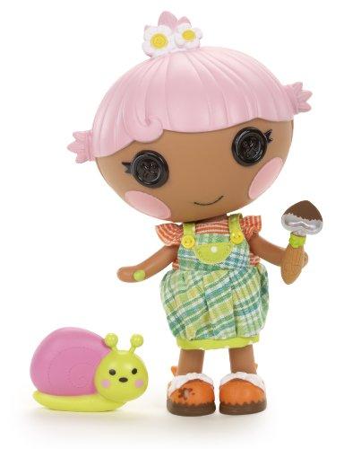 ララループシー 人形 ドール 520344 Lalaloopsy Littles Doll, Blossom's Little Sister, Petal Flowerpotララループシー 人形 ドール 520344
