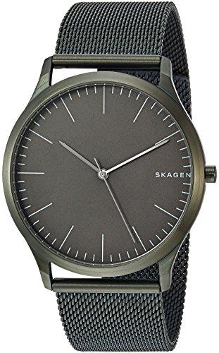 """スカーゲン 腕時計 メンズ SKW6425 【送料無料】Skagen Men""""s Jorn Analog-Quartz Watch with Stainless-Steel Strap, Green, 21 (Model: SKW6425)スカーゲン 腕時計 メンズ SKW6425"""
