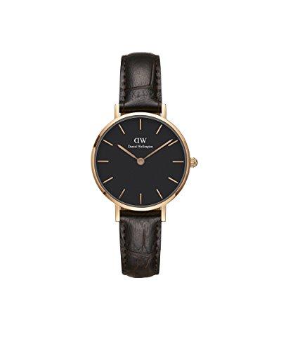 ダニエルウェリントン 腕時計 メンズ DW00100226 Daniel Wellington Classic Petite York in Black 28mmダニエルウェリントン 腕時計 メンズ DW00100226