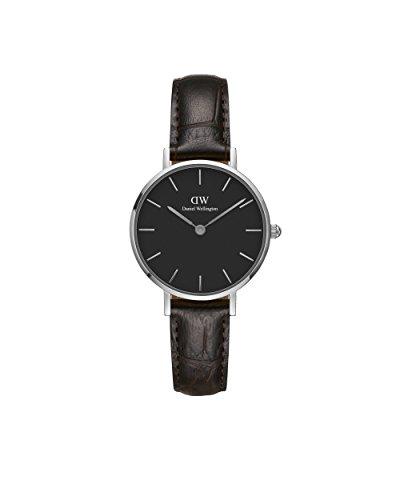 ダニエルウェリントン 腕時計 メンズ DW00100238 Daniel Wellington Classic Petite York in Black 28mmダニエルウェリントン 腕時計 メンズ DW00100238