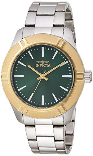 インヴィクタ インビクタ プロダイバー 腕時計 メンズ 19456 【送料無料】Invicta Men's Pro Diver Quartz Watch with Stainless-Steel Strap, Silver, 22 (Model: 19456)インヴィクタ インビクタ プロダイバー 腕時計 メンズ 19456