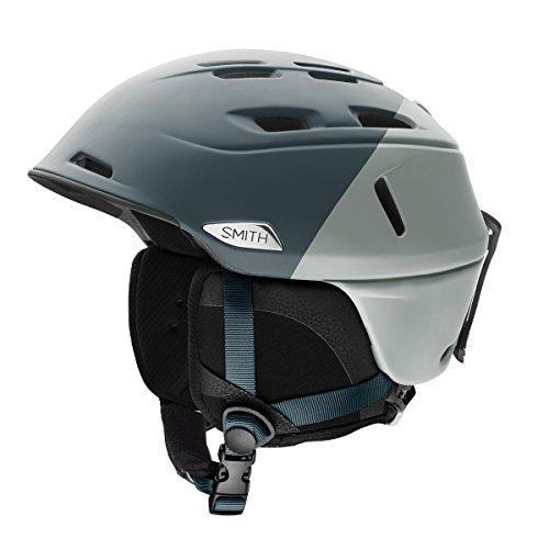 スノーボード ウィンタースポーツ 海外モデル ヨーロッパモデル アメリカモデル Camber Helmet Smith Optics Adult Camber Ski Snowmobile Helmet - Matte Thunder Gray Splスノーボード ウィンタースポーツ 海外モデル ヨーロッパモデル アメリカモデル Camber Helmet