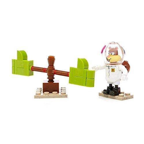 メガブロック スポンジボブ 組み立て 知育玩具 CND18 Mega Bloks SpongeBob Squarepants Sandy Cheeks Wacky Pack Toyメガブロック スポンジボブ 組み立て 知育玩具 CND18