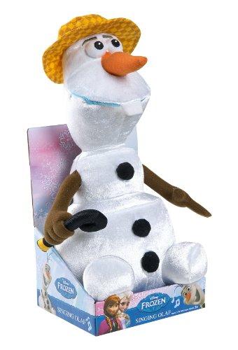アナと雪の女王 アナ雪 ディズニープリンセス フローズン 12850 【送料無料】Disney Frozen Singing Olaf Plushアナと雪の女王 アナ雪 ディズニープリンセス フローズン 12850