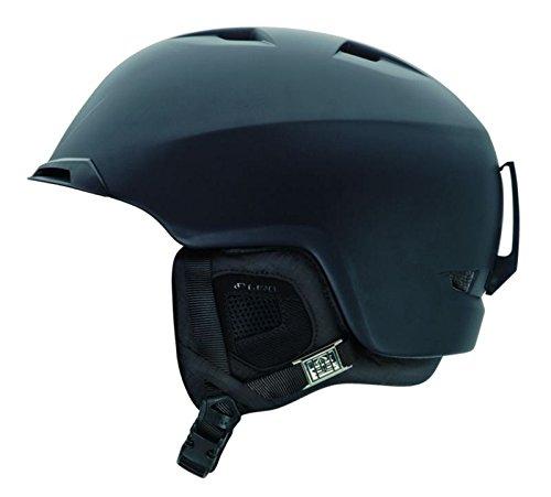 スノーボード ウィンタースポーツ 海外モデル ヨーロッパモデル アメリカモデル 2027560 Giro Chapter Snow Helmet, Matte Black, Smallスノーボード ウィンタースポーツ 海外モデル ヨーロッパモデル アメリカモデル 2027560