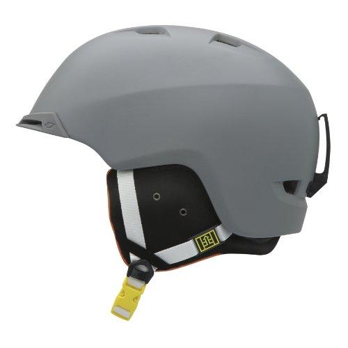 スノーボード ウィンタースポーツ 海外モデル ヨーロッパモデル アメリカモデル 2026216 Giro Chapter Snow Helmet (Matte Grey, Small)スノーボード ウィンタースポーツ 海外モデル ヨーロッパモデル アメリカモデル 2026216