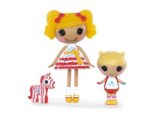 ララループシー 人形 ドール 521228 Lalaloopsy Mini Littles Doll, Spot Splatter Splash/Scribbles Splashララループシー 人形 ドール 521228