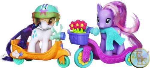 マイリトルポニー ハズブロ hasbro、おしゃれなポニー かわいいポニー ゆめかわいい 【送料無料】My Little Pony Daisy Dreams & Rarity 2-Packマイリトルポニー ハズブロ hasbro、おしゃれなポニー かわいいポニー ゆめかわいい