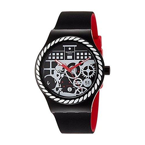 スウォッチ 腕時計 メンズ SUTB404 【送料無料】Swatch SISTEM SCHWIIZ Unisex Watch SUTB404スウォッチ 腕時計 メンズ SUTB404