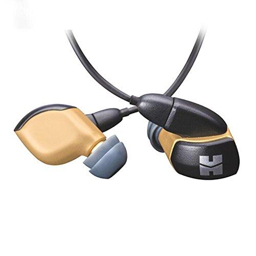 海外輸入ヘッドホン ヘッドフォン イヤホン 海外 輸入 IEM-12 HIFIMAN RE2000 Topology Diaphragm Dynamic Driver In-Ear Monitors Headphones Earphone Earbuds Noise Isolating Easy Cable Swapping (Gold海外輸入ヘッドホン ヘッドフォン イヤホン 海外 輸入 IEM-12