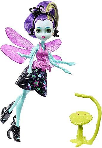 モンスターハイ 人形 ドール FCV48 Monster High Garden Ghouls Winged Critters Wingrid Dollモンスターハイ 人形 ドール FCV48