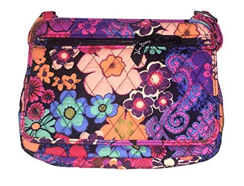 ヴェラブラッドリー ベラブラッドリー アメリカ フロリダ州マイアミ 日本未発売 10491887 【送料無料】Vera Bradley Petite Crossbody Bag (Floral fiesta)ヴェラブラッドリー ベラブラッドリー アメリカ フロリダ州マイアミ 日本未発売 10491887