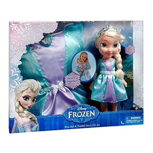 アナと雪の女王 アナ雪 ディズニープリンセス フローズン Disney - Frozen Elsa Doll & Dress-Up Setアナと雪の女王 アナ雪 ディズニープリンセス フローズン