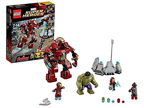 レゴ スーパーヒーローズ マーベル DCコミックス スーパーヒーローガールズ 76031 【送料無料】LEGO (LEGO) of Super Heroes Hulk Buster Smash 76031レゴ スーパーヒーローズ マーベル DCコミックス スーパーヒーローガールズ 76031