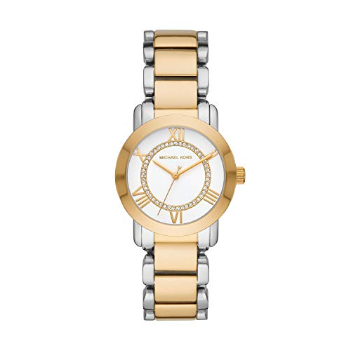 マイケルコース 腕時計 レディース マイケル・コース アメリカ直輸入 Michael Kors Women's Janey Two Tone Stainless Steel Watch MK3531マイケルコース 腕時計 レディース マイケル・コース アメリカ直輸入
