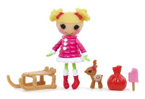 ララループシー 人形 ドール 520436 Lalaloopsy Mini Doll, Holly Sleighbellsララループシー 人形 ドール 520436