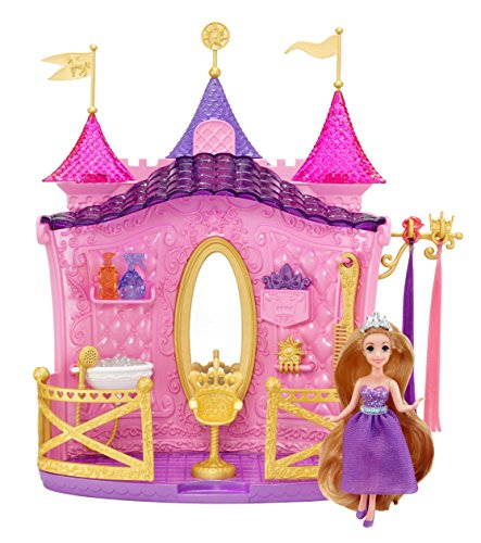 塔の上のラプンツェル タングルド ディズニープリンセス BDJ57 Disney Princess Shimmer Style Salon Playset塔の上のラプンツェル タングルド ディズニープリンセス BDJ57