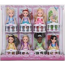 塔の上のラプンツェル タングルド ディズニープリンセス My First Disney Princess Petite Princesses Party Gift Set塔の上のラプンツェル タングルド ディズニープリンセス