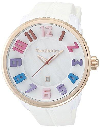 テンデンス 腕時計 メンズ 【送料無料】Tendence watches GULLIVER ROUND RAINBOW TY430626 Men's [regular imported goods]テンデンス 腕時計 メンズ