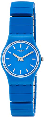 スウォッチ 腕時計 レディース LN155A 【送料無料】Swatch Women's Analogue Quartz Watch with Stainless Steel Strap LN155Aスウォッチ 腕時計 レディース LN155A