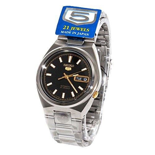 セイコー 腕時計 メンズ Seiko Men's Automatic 5 21 Jewels Snkc57J1 [Watch]セイコー 腕時計 メンズ