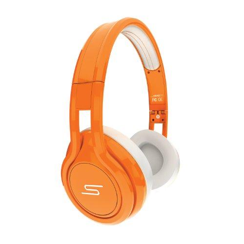 海外輸入ヘッドホン ヘッドフォン イヤホン 海外 輸入 SMS-ONWD-ORG SMS Audio STREET by 50 Cent On Ear Headphones - Orange海外輸入ヘッドホン ヘッドフォン イヤホン 海外 輸入 SMS-ONWD-ORG