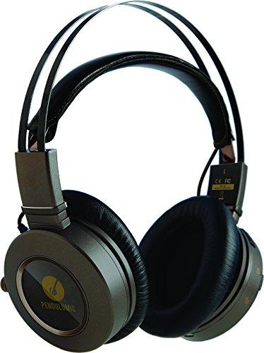 海外輸入ヘッドホン ヘッドフォン イヤホン 海外 輸入 ps1+ PENDULUMIC STANCE S1+ Wireless Headphones-Audiophile Sound With The Freedom Of Bluetooth 4.0 aptX (Over Ear Design, Amp, Phone Control, 30海外輸入ヘッドホン ヘッドフォン イヤホン 海外 輸入 ps1+