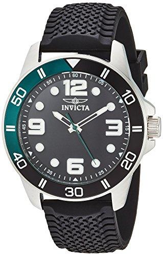 インヴィクタ インビクタ プロダイバー 腕時計 メンズ 21939 【送料無料】Invicta Men's Pro Diver Stainless Steel Quartz Watch with Silicone Strap, Black, 0.85 (Model: 21939)インヴィクタ インビクタ プロダイバー 腕時計 メンズ 21939