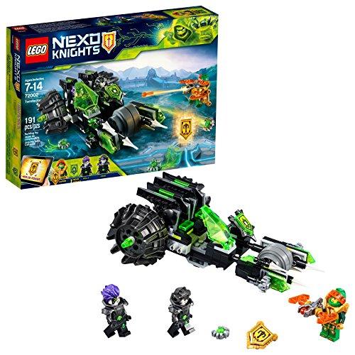 レゴ ネックスナイツ 6210303 【送料無料】LEGO NEXO KNIGHTS Twinfector 72002 Building Kit (191 Piece)レゴ ネックスナイツ 6210303