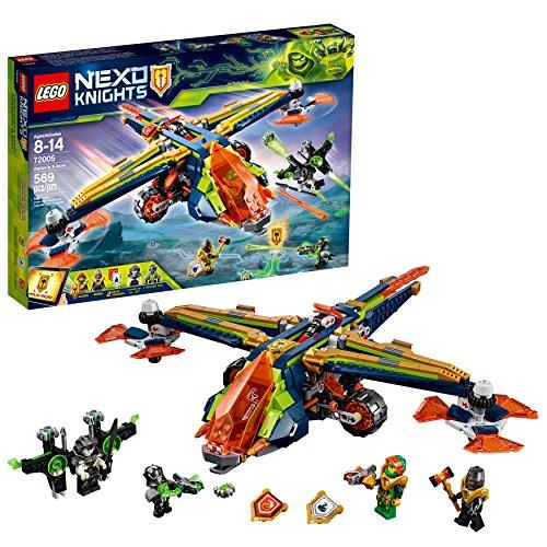 レゴ ネックスナイツ 6210318 【送料無料】LEGO NEXO KNIGHTS Aaron's X-bow 72005 Building Kit (569 Piece)レゴ ネックスナイツ 6210318