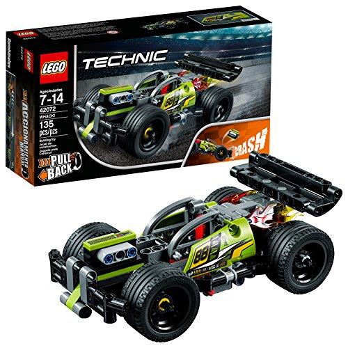 レゴ テクニックシリーズ 6210331 【送料無料】LEGO Technic WHACK! 42072 Building Kit with Pull Back Toy Stunt Car, Popular Girls and Boys Engineering Toy for Creative Play (135 Pieces)レゴ テクニックシリーズ 6210331