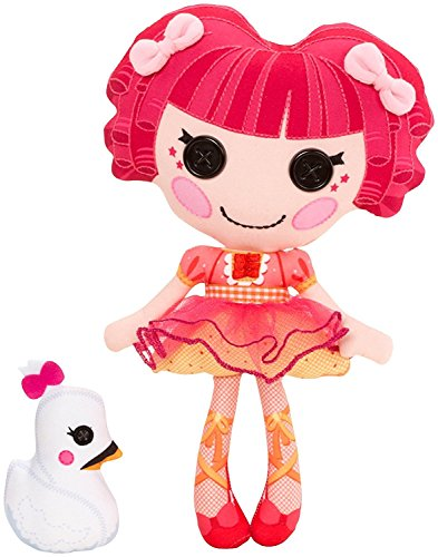 ララループシー 人形 ドール 514411 Lalaloopsy Soft Doll - Tippy Tumblelinaララループシー 人形 ドール 514411
