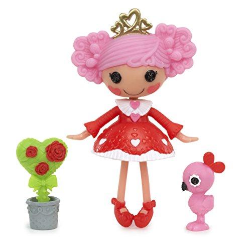 ララループシー 人形 ドール 533894 Lalaloopsy Mini Doll- Queenie Red Heartララループシー 人形 ドール 533894