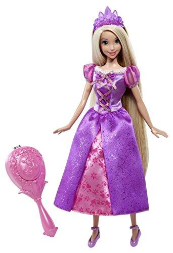 塔の上のラプンツェル タングルド ディズニープリンセス X9383 Disney Princess Color Change Brush Rapunzel Doll塔の上のラプンツェル タングルド ディズニープリンセス X9383