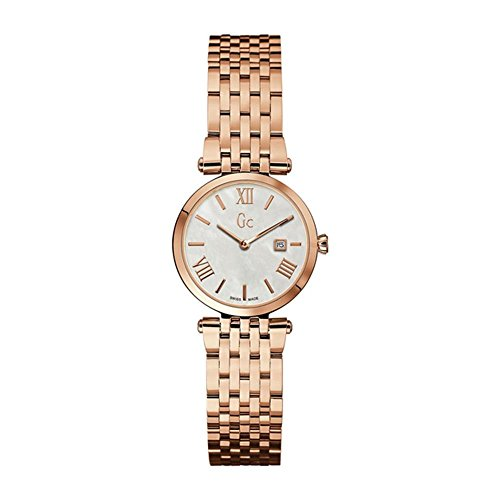 ゲス GUESS 腕時計 レディース X57003L1S Guess Collection X57003L1S 28mm Gold Plated Stainless Steel Case Rose Gold Gold Plated Stainless Steel Synthetic Sapphire Women's Watchゲス GUESS 腕時計 レディース X57003L1S