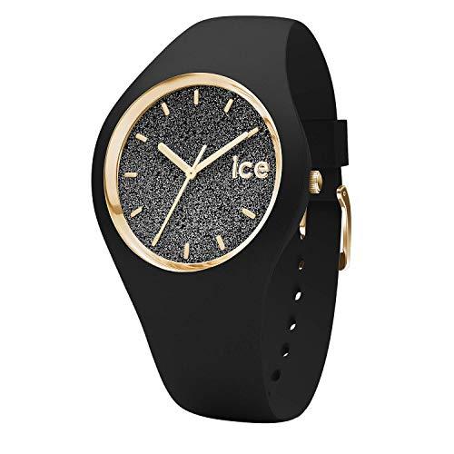 アイスウォッチ 腕時計 レディース かわいい Ice Glitter 【送料無料】Watch Ice-watch Ice-glitter Ice.gt.bbk.s.s.15 Women´s Blackアイスウォッチ 腕時計 レディース かわいい Ice Glitter