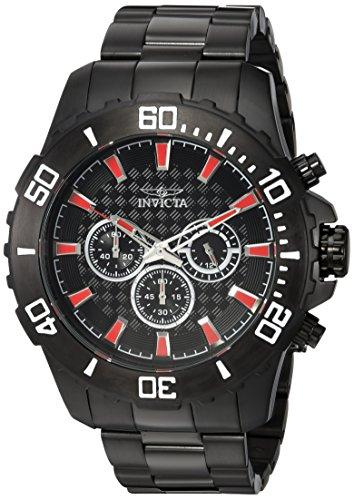 インヴィクタ インビクタ プロダイバー 腕時計 メンズ 22549 【送料無料】Invicta Men's Pro Diver Analog-Quartz Watch with Two-Tone-Stainless-Steel Strap, Black, 10 (Model: 22549)インヴィクタ インビクタ プロダイバー 腕時計 メンズ 22549