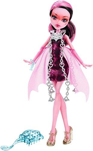モンスターハイ 人形 ドール 【送料無料】Monster High Haunted Getting Ghostly Draculaura Doll Newモンスターハイ 人形 ドール