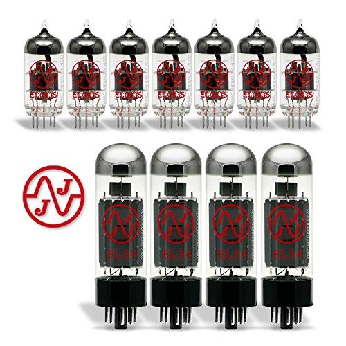 真空管 ギター・ベース アンプ 海外 輸入 EL34/ECC83S JJ Tube Upgrade Kit For Marshall 6100 & 6101 Amps EL34/ECC83S真空管 ギター・ベース アンプ 海外 輸入 EL34/ECC83S
