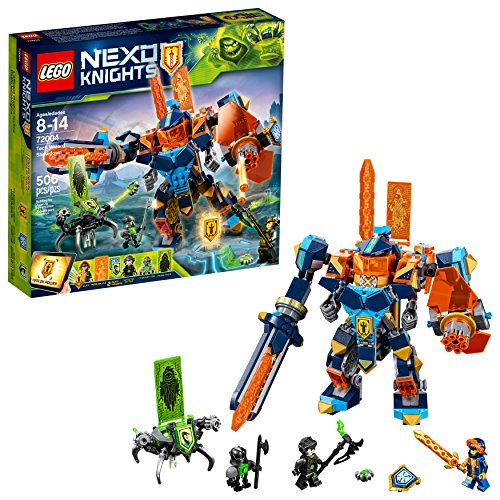 レゴ ネックスナイツ 6210316 LEGO NEXO KNIGHTS Tech Wizard Showdown 72004 Building Kit (506 Piece)レゴ ネックスナイツ 6210316