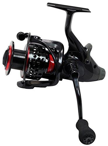 リール Okuma オクマ 釣り道具 フィッシング CBF-40 Okuma CBF-40 Ceymar Baitfeeder Spinning Reel, 40 Reel Size, 5.0: 1 Gear Ratio, 29