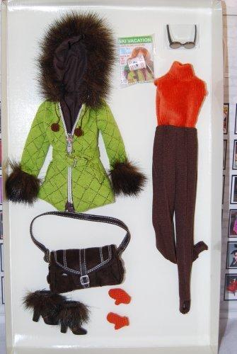 バービー バービー人形 着せ替え 衣装 ドレス Barbie Fashion Model Skiing Vacation Fashion Dealer Exclusiveバービー バービー人形 着せ替え 衣装 ドレス