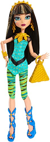 モンスターハイ 人形 ドール DVH24 Monster High Signature Look Core Cleo De Nile Dollモンスターハイ 人形 ドール DVH24
