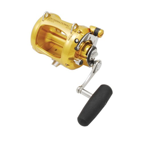 リール ペン Penn 釣り道具 フィッシング PENN International VW Penn International 30VW Single Speed Reel - Goldリール ペン Penn 釣り道具 フィッシング PENN International VW