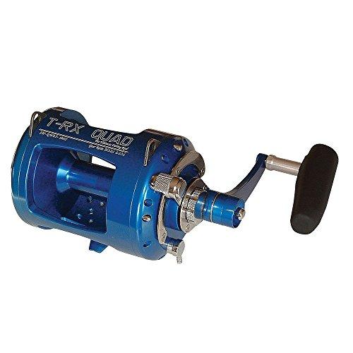 リール AVET 釣り道具 フィッシング Avet T-RX 50 Quad Reel - Blue - Right-Handリール AVET 釣り道具 フィッシング