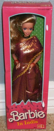 バービー バービー人形 【送料無料】Mattel Toys Ltd Import Barbie in India Dollバービー バービー人形