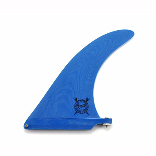 サーフィン フィン マリンスポーツ CFF0511500 Captain Fin Co. Brothers Marshall 7.0 Inch Surfboard Fin | Longboard Fin | Blueサーフィン フィン マリンスポーツ CFF0511500