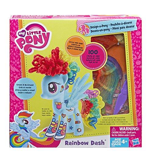 マイリトルポニー ハズブロ hasbro、おしゃれなポニー かわいいポニー ゆめかわいい B3593AS0 【送料無料】My Little Pony Rainbow Dash Design A Pony Playset Dollマイリトルポニー ハズブロ hasbro、おしゃれなポニー かわいいポニー ゆめかわいい B3593AS0