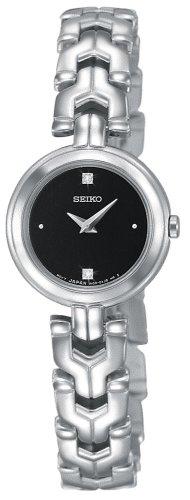 腕時計 セイコー レディース SUJF35 【送料無料】Seiko Women's SUJF35 Diamond Stainless Steel Watch腕時計 セイコー レディース SUJF35