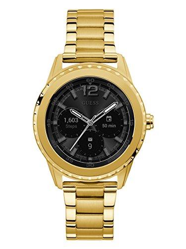 ゲス GUESS 腕時計 レディース C1002M3 【送料無料】GUESS Women's Stainless Steel Android Wear Touch Screen Smart Watch, Color: Gold-Tone (Model: C1002M3)ゲス GUESS 腕時計 レディース C1002M3
